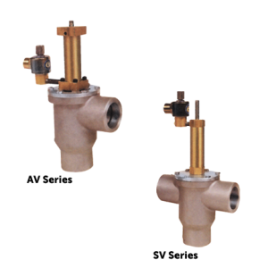 AV-SV Air-Operated Sequence Valves Conveying Accessory
