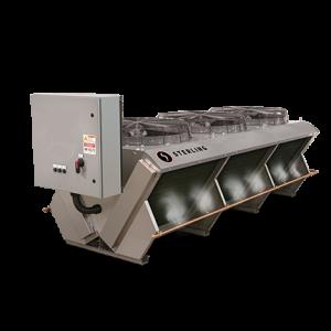 Hybrid Adiabatic Cooling System