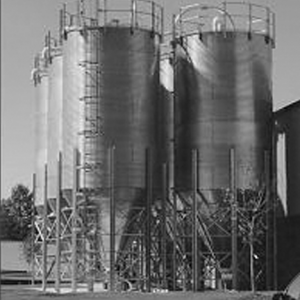 Corrugated Silos by Sterling