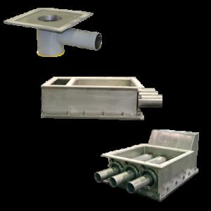 FCO/EVTO/FEVTO Series Take Off Compartments
