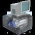 FX1600 Beside the Press Granulator by Sterling