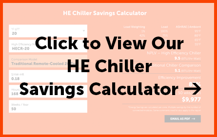 HE Chiller Savings Calculator