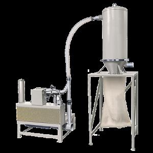 SPDB Series Vacuum Pump with Blowback