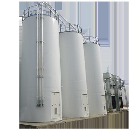 Bulk Material Handling & Storage