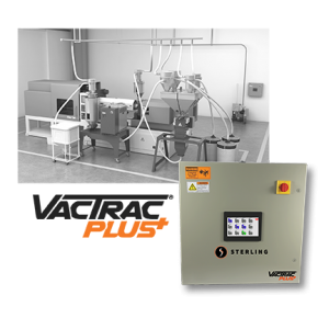 VacTrac® Plus Conveying Control System