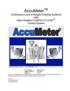AccuMeter A-B 882 01181 00 BF1-625 1