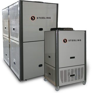 GP Series Packaged Chillers